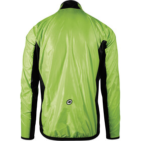 assos Mille GT Vindjakke, visibility green